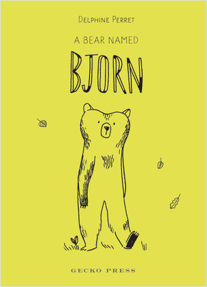 Cover: A Bear Named Bjorn