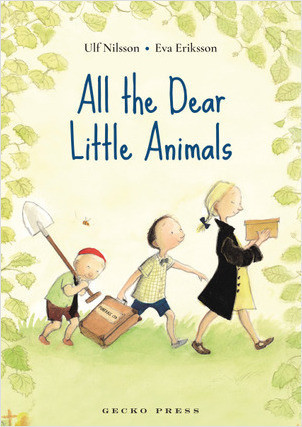 Cover: All the Dear Little Animals