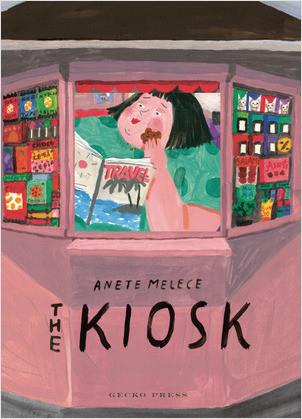 Cover: The Kiosk