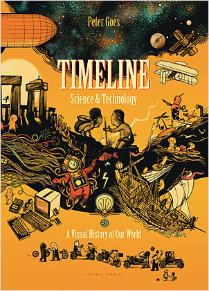 Cover: Timeline Science and Technology