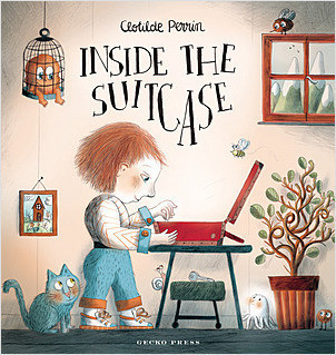 Cover: Inside the Suitcase