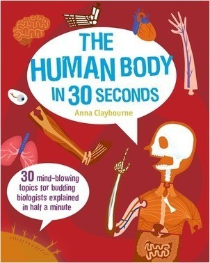 Cover: The Human Body in 30 Seconds