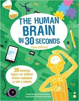 Cover: The Human Brain in 30 Seconds