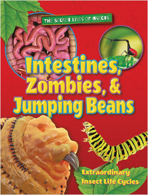 Cover: Intestines, Zombies, and Jumping Beans: Extraordinary Insect Life Cycles