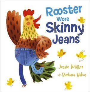 Cover: Rooster Wore Skinny Jeans