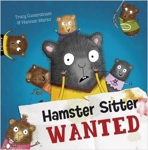 Cover: Hamster Sitter Wanted