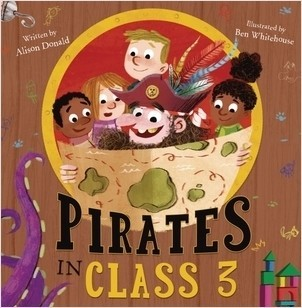 Cover: Pirates in Class 3
