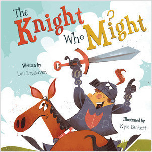 Cover: The Knight Who Might