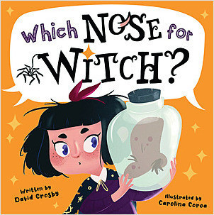 Cover: Which Nose for Witch?