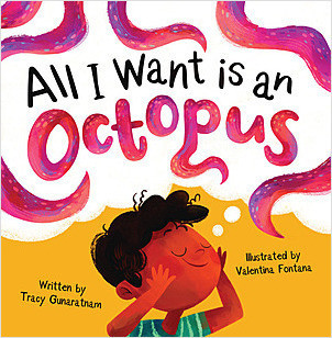 Cover: All I Want Is an Octopus