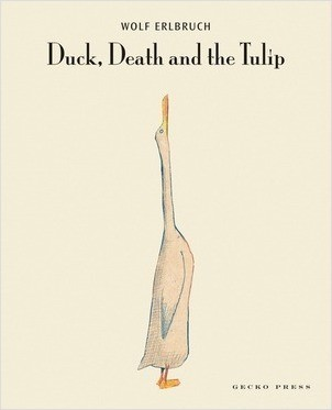 Cover: Duck, Death and the Tulip