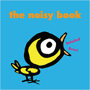 Cover: The Noisy Book