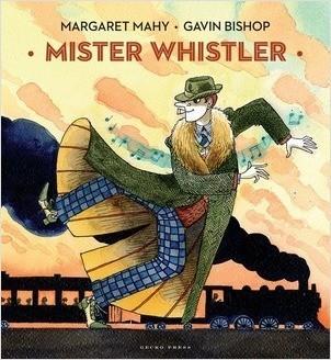 Cover: Mister Whistler