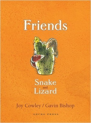 Cover: Friends: Snake and Lizard