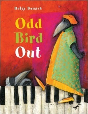 Cover: Odd Bird Out