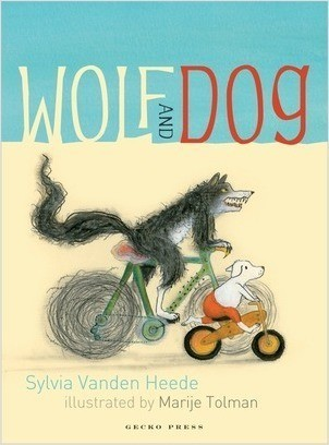 Cover: Wolf and Dog