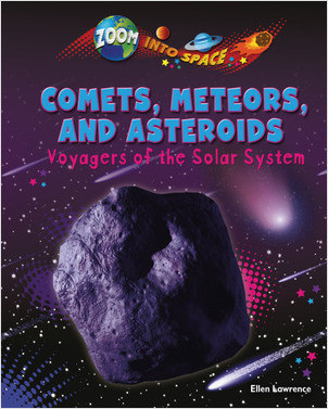 Cover: Comets, Meteors, and Asteroids: Voyagers of the Solar System