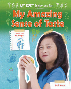Cover: My Amazing Sense of Taste