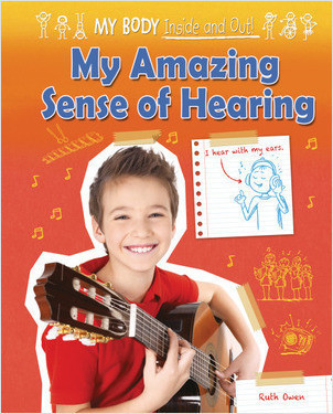 Cover: My Amazing Sense of Hearing
