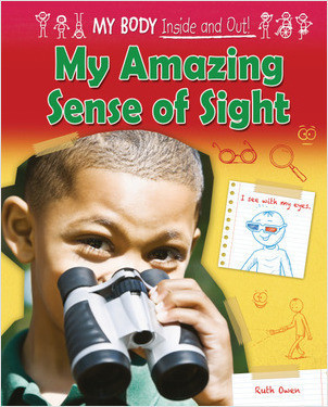 Cover: My Amazing Sense of Sight
