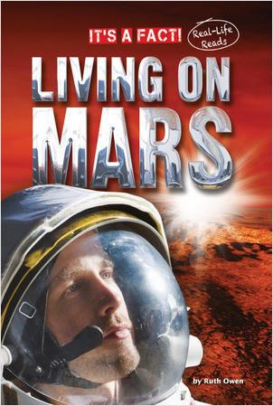 Cover: Living on Mars
