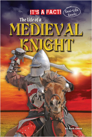 Cover: The Life of a Medieval Knight