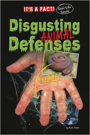 Cover: Disgusting Animal Defenses