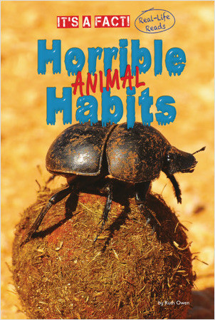 Cover: Horrible Animal Habits