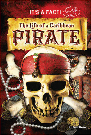 Cover: The Life of a Caribbean Pirate