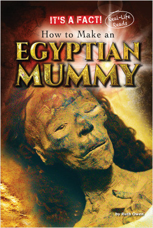Cover: How to Make an Egyptian Mummy