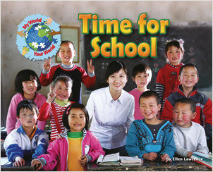 Cover: Time for School
