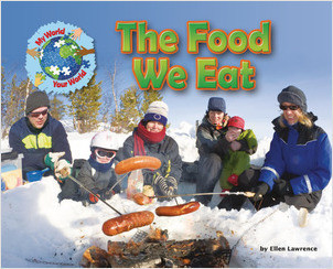 Cover: The Food We Eat