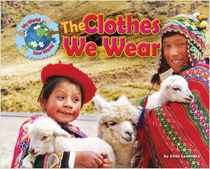 Cover: The Clothes We Wear