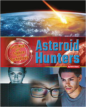Cover: Asteroid Hunters