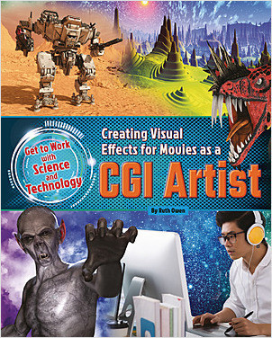 Cover: Creating Visual Effects for Movies as a CGI Artist