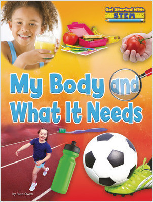 Cover: My Body and What It Needs