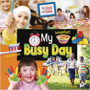 Cover: My Busy Day