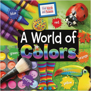 Cover: A World of Colors