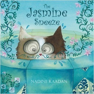 Cover: The Jasmine Sneeze
