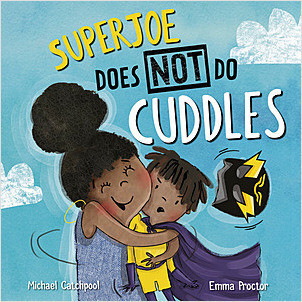 Cover: SuperJoe Does NOT Do Cuddles