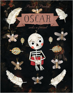 Cover: Oscar Seeks a Friend