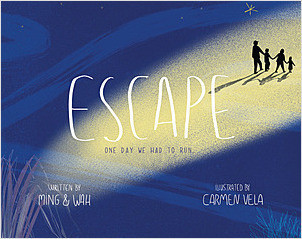 Cover: Escape: One Day We Had to Run . . .