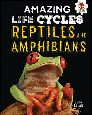 Cover: Reptiles and Amphibians