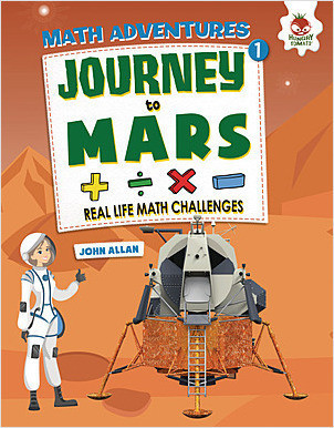 Cover: Journey to Mars