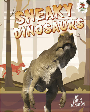 Cover: Sneaky Dinosaurs