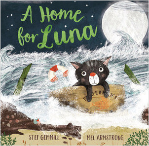 Cover: A Home for Luna