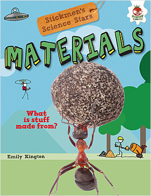 Cover: Materials: What Is Stuff Made From . . .
