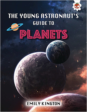 Cover: The Young Astronaut's Guide to Planets