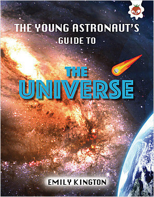 Cover: The Young Astronaut's Guide to the Universe