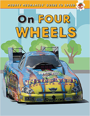 Cover: On Four Wheels